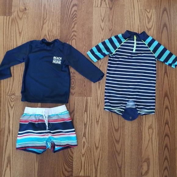 e75e7bc0f4 Gap & Koalakids Swim | 2 Baby Boy Bathing Suits | Poshmark